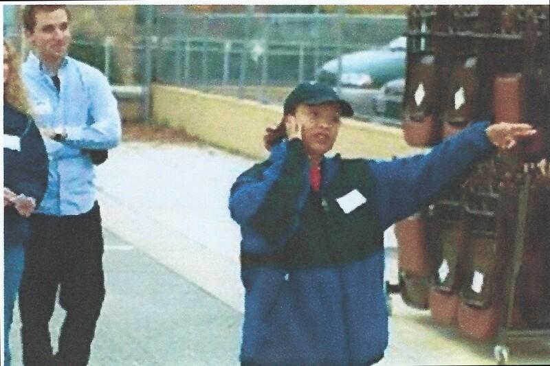 2002 Northside walk in honor of Mrs. Hargraves